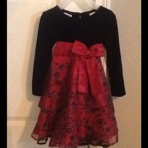 Other - Girls Georgeous Holiday Dress Sz. 3T